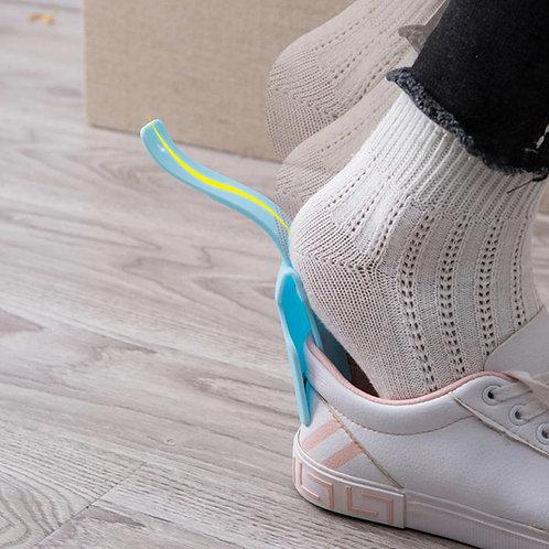 לשונית נעליים - להלבשה נוחה וזריזה