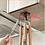 מתלה לכלי המטבח מסתובב 360 - ללא הברגה