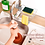מתלה אחסון לברז והמקלחת