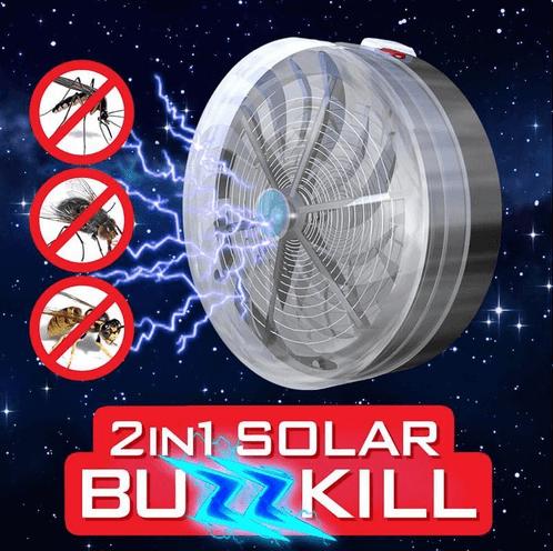 קוטל יתושים סולארי- מושלם לקיץ