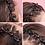 סרט שיער עם קליפסים