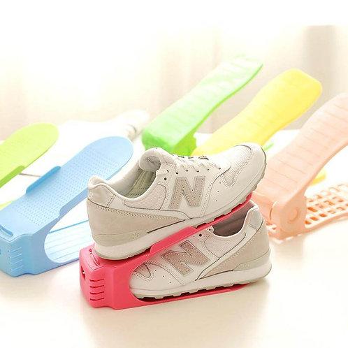 מתקן נעליים - חוסך עד 50% מקום