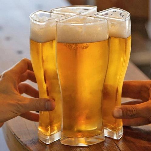 כוסות בירה מעוצבות