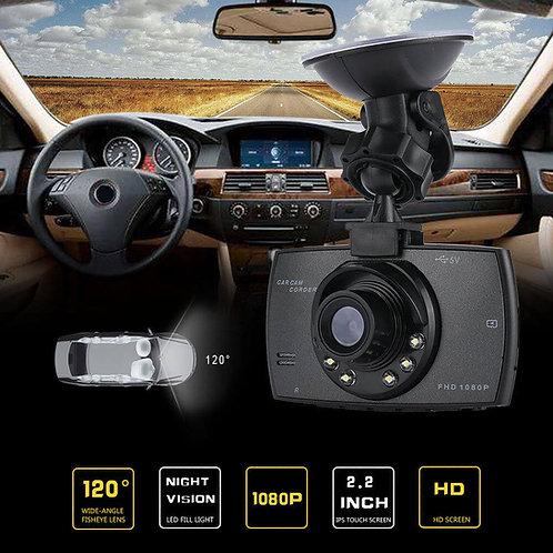 מצלמת דרך לרכב עם מסך
