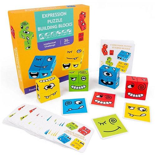 משחק פאזל מאתגר לכל המשפחה