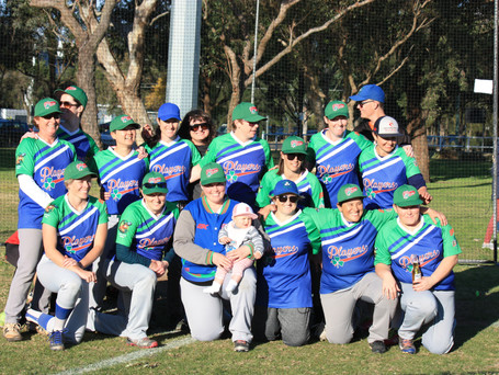 Congratulations to the Shamrock Players - 2017 Premiers!