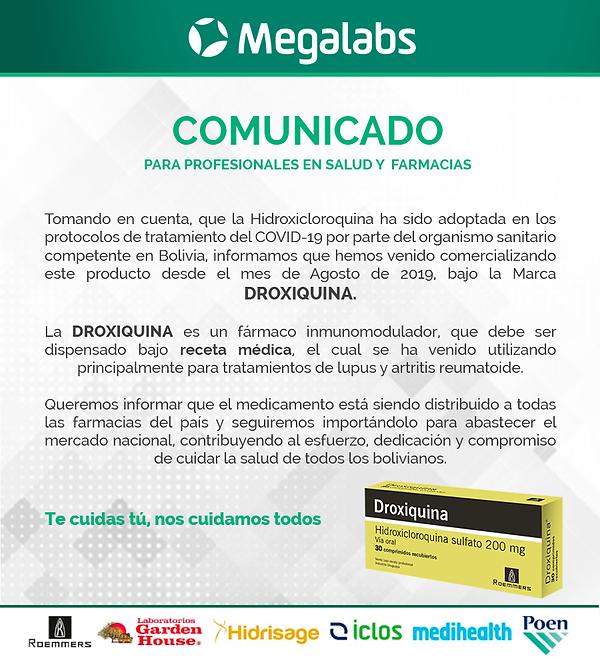 Comunicado Droxiquina Salud.png
