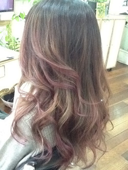 pink highlight color