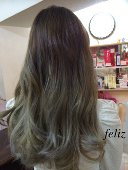 grey silver color
