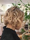 60s hair style ウェーブボブ feliz052-263-0508名