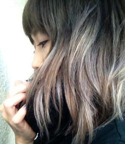 Newヘアー