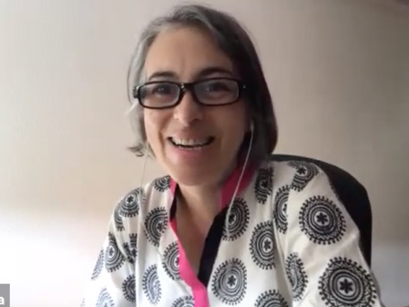 Advancing Women's Agency Podcast EP 6: COVID -19's Effect on Breastfeeding with Dr. Monica Pina