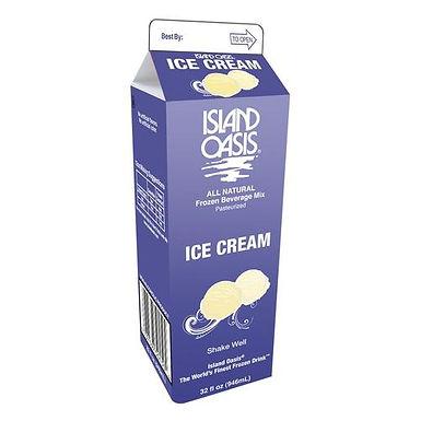 IO ICE CREAM BASE QUART
