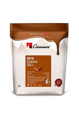 MILK CARMA CLAIRE 33% 5K COV