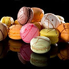 "MACARONS ASSORTED MINI 1.1"" D"