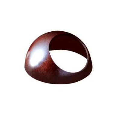 CHOCOLATE SHELL SMALL MOON