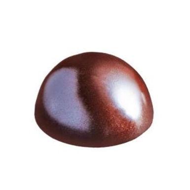 CHOCOLATE SHELL GLOBE SMALL