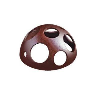 CHOCOLATE SHELL GALAXY SMALL