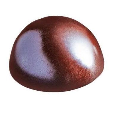 CHOCOLATE SHELL GLOBE LARGE