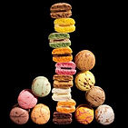 "MACARONS 1.57"" ASSORTED"