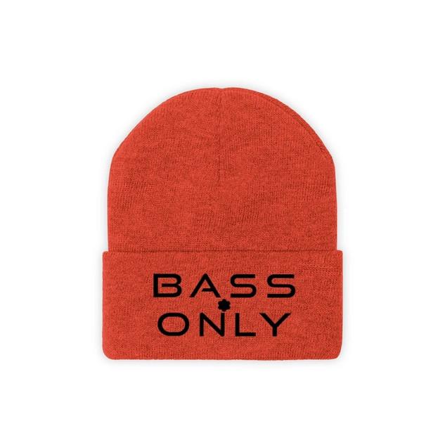 Bass Only Beanie