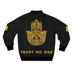 TN1! - Hamsa Jacket (Gold Black)