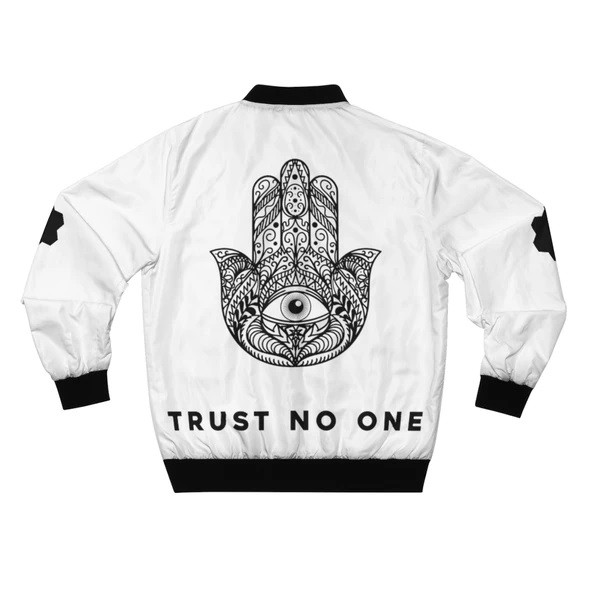 TN1! - Hamsa Jacket (White)