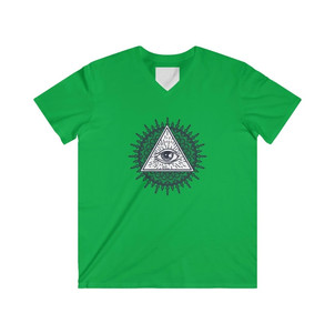 Trust No One Eye In The Sun T V-Neck