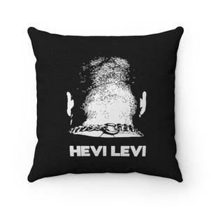 HEVI LEVI Black Pillow