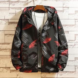 TN1! - Hooded Jacket Fashion Hip Hop streetwear bomber jacket