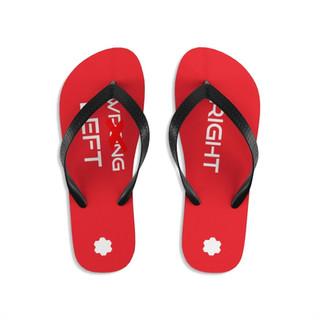 Unisex Flip-Flops (Red) Regular priceSale price$37.00