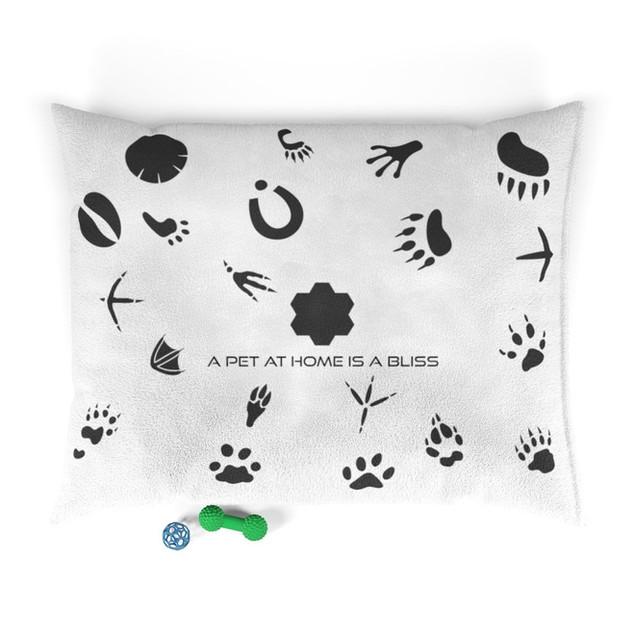 Joy - Bliss Pet Bed (White)