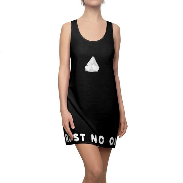 TN1! - Trust No One 3angle Dress (Black)