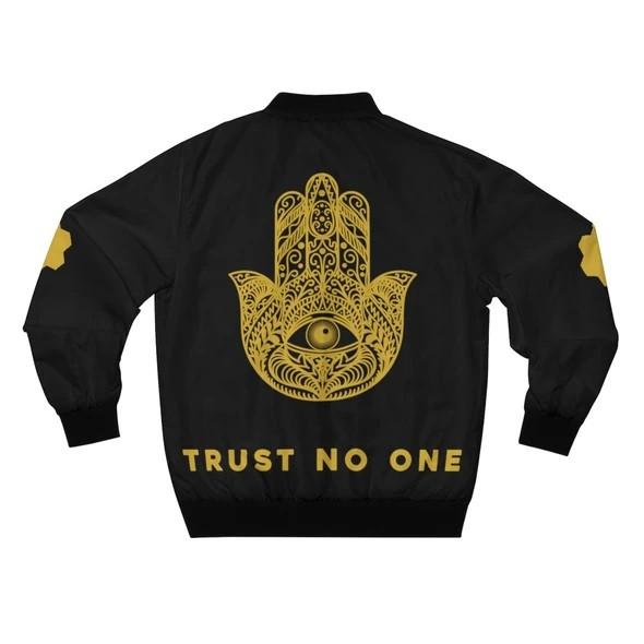 TN1! - Hamsa Jacket (Gold Black)