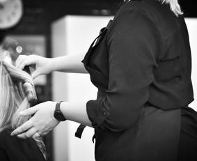 Hiusten muotoilu
