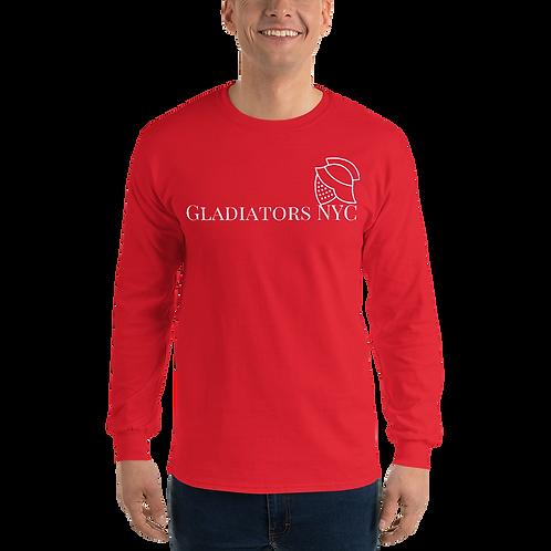 Gladiators NYC Men's Long Sleeve Shirt