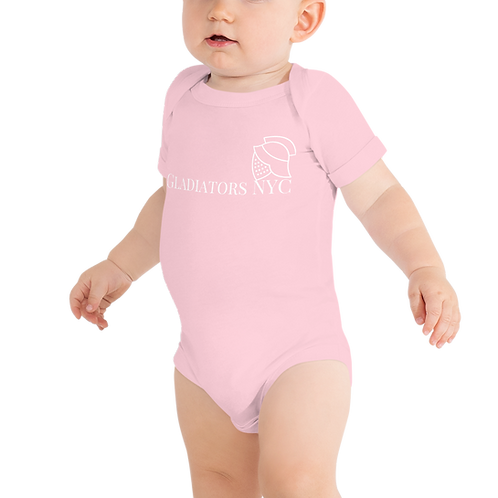 Gladiators NYC Baby Bodysuit