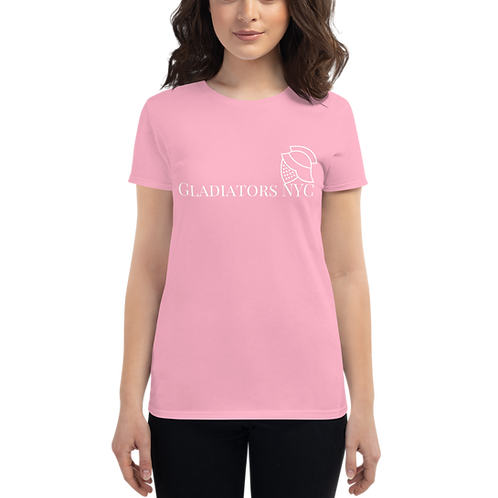 Gladiators NYC Women's short sleeve t-shirt