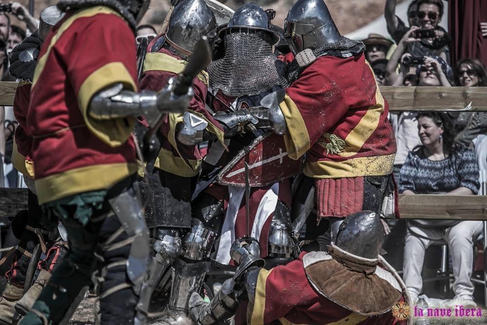 Gladiator Armored Practice