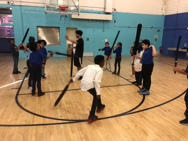 Gladiator Kids After-School Program