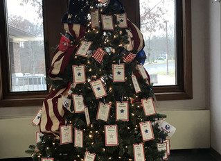 Veteran's Tree 2018