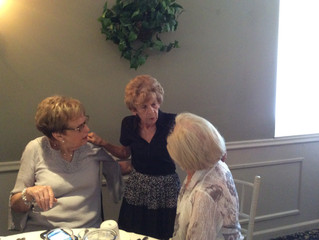 June Luncheon 2018 @ Manor Inn