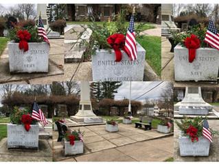 Worthington War Memorial Remembered