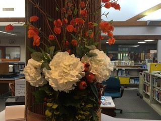 Autumn At the Berlin Peck Library