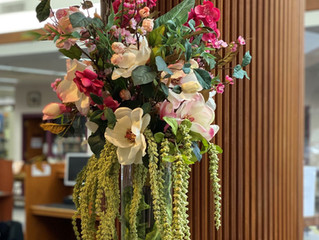New Summer Arrangement at the Library