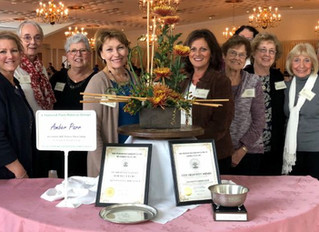 """""""Kensington Garden Club recognized at state luncheon"""" Record Journal Article"""