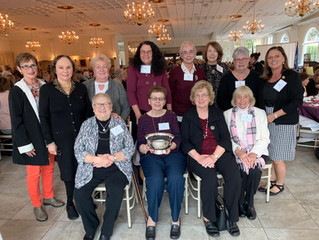 2019 Federated Garden Clubs of CT Awards Luncheon