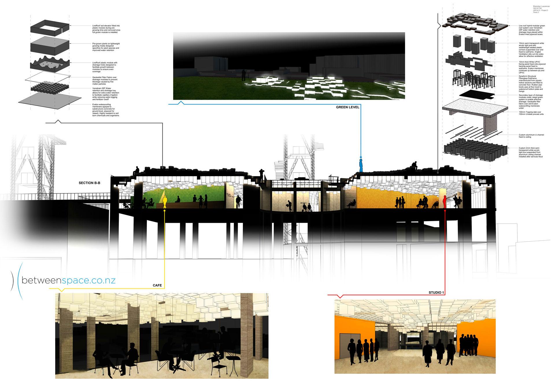 Mindscape Panel 3 (2012)