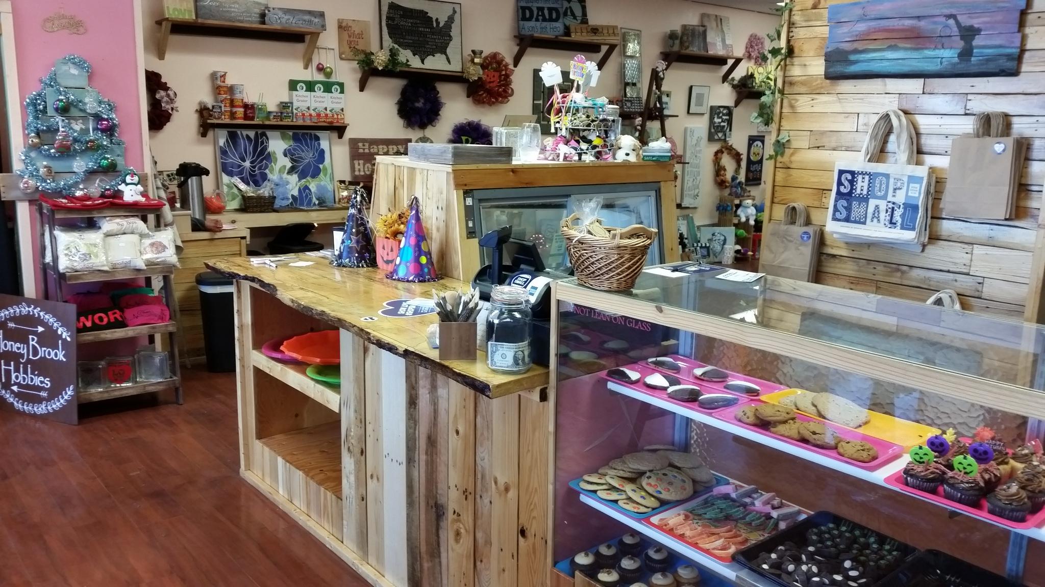 Honey Brook Hobbies Bakery & Gift