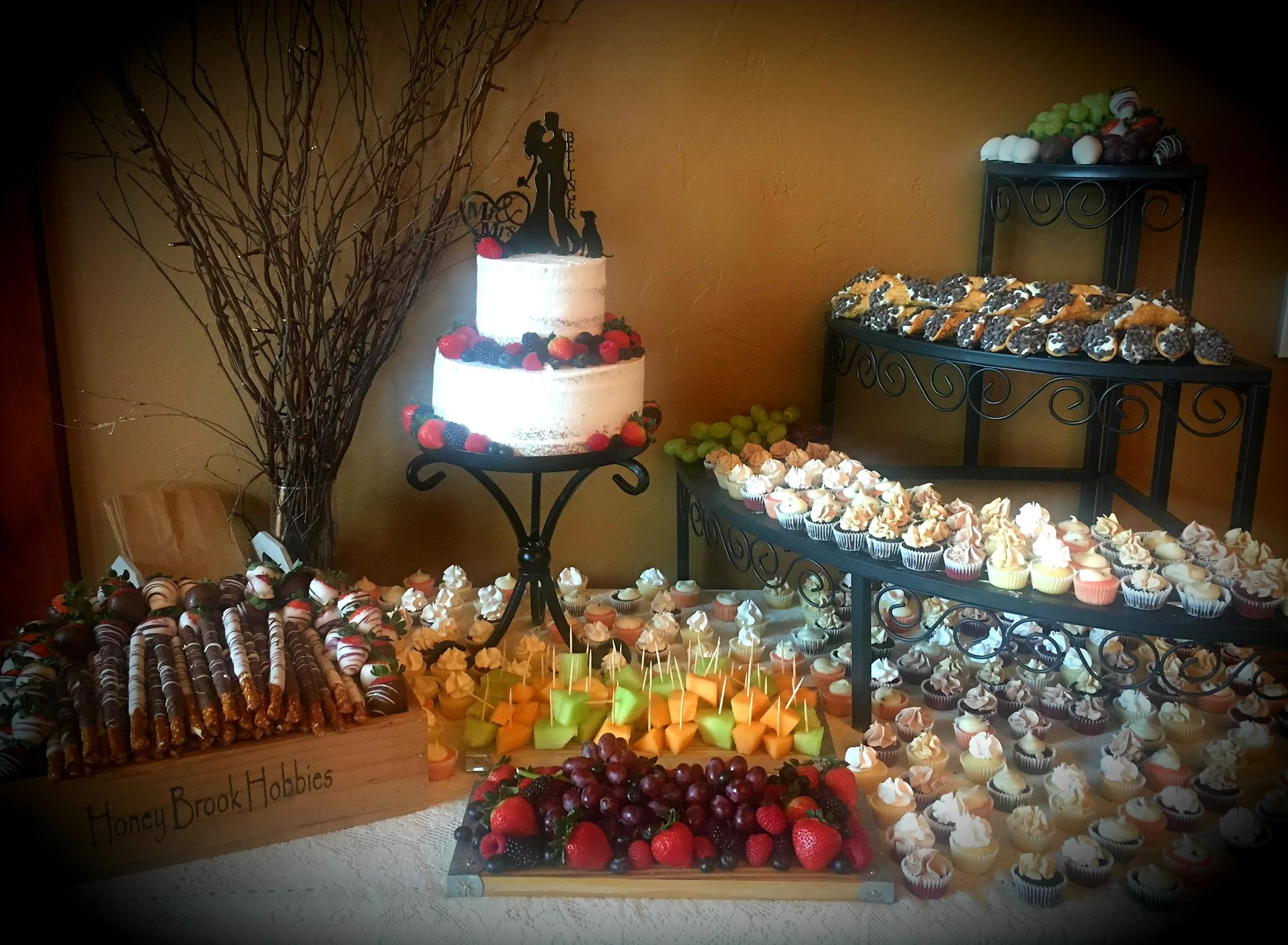 Weddding Dessert Table